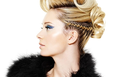 Funky Updos For Long Hair   Find Your Perfect Hair Style Intended For Best And Newest Funky Updo Hairstyles For Long Hair (View 2 of 15)