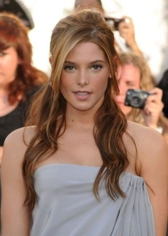 Gallery Of Long Hairstyles For Fine Hair 2013 | Hair :) | Pinterest Within 2018 Updo Hairstyles For Long Fine Straight Hair (View 12 of 15)