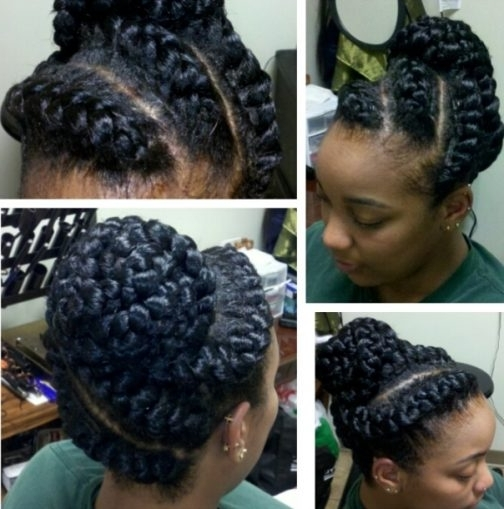 Featured Photo of Goddess Updo Hairstyles