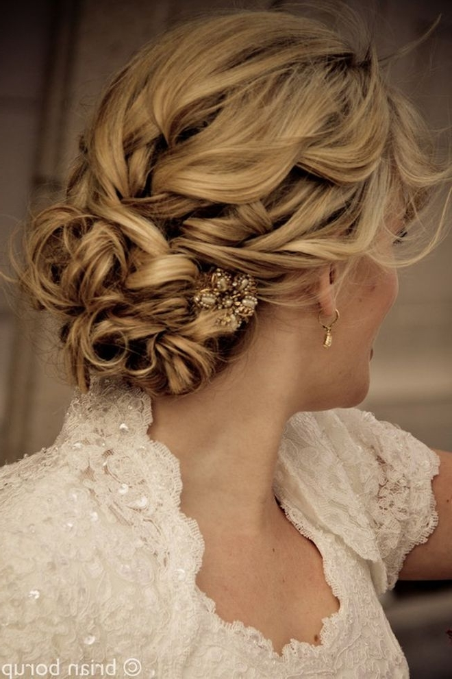 Hair Comes The Bride – Part 3 – Belle The Magazine (View 12 of 15)