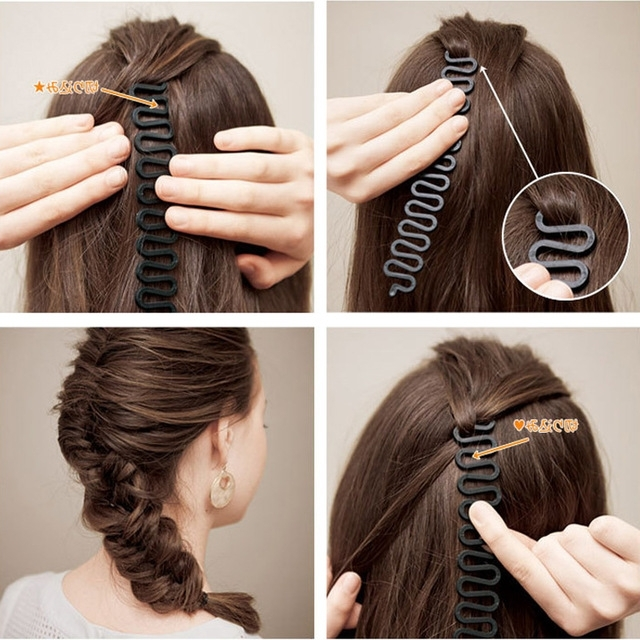 Hair Styling Tools Updo Fashion Up Hair Accessories Hair Dresser Pertaining To 2018 Long Hair Updo Accessories (View 8 of 15)