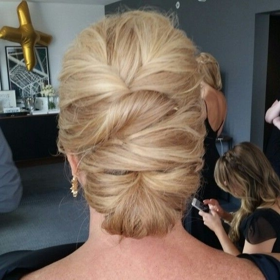 Hair – Updos #2781866 – Weddbook Pertaining To Most Up To Date Mother Of The Bride Updos (View 9 of 15)