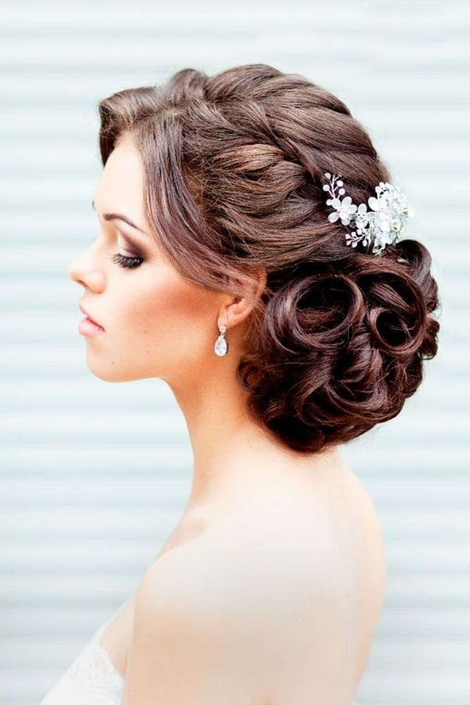 Hairdos For Weddings Best 25 Hair Styles For Wedding Ideas On Within Recent New Updo Hairstyles (View 5 of 15)
