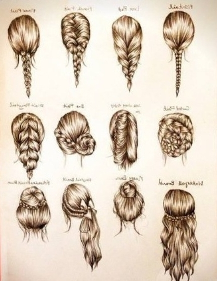 Hairstyles Easy To Do At Home For Long Hair Inside Latest Easy At Home Updos For Long Hair (View 13 of 15)