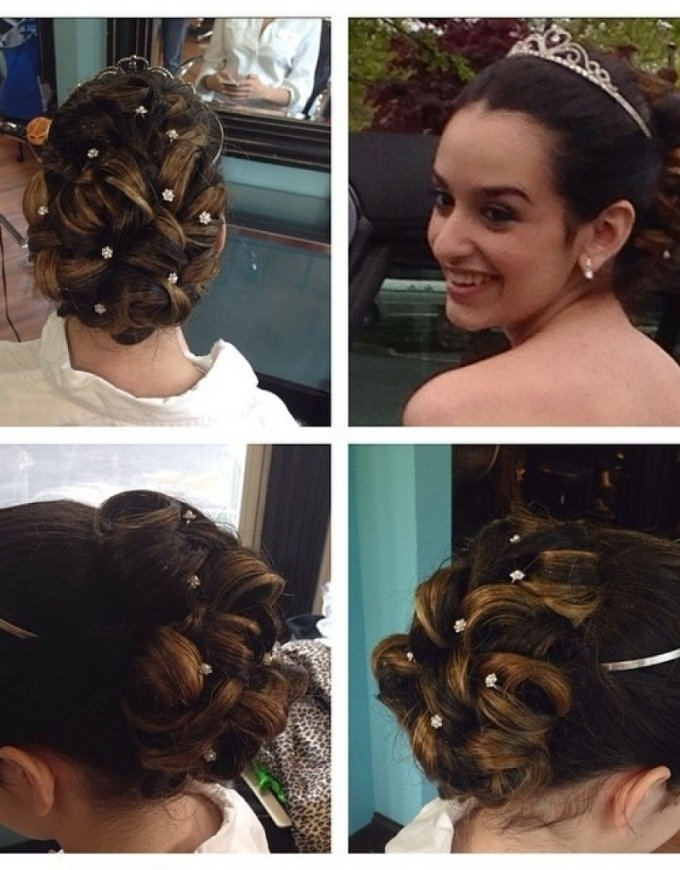 Hairstyles For Long Hair Sweet 16 Regarding Most Up To Date Updo Hairstyles For Sweet  (View 7 of 15)