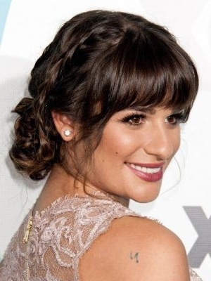 Hairstyles For Long Hair With Bangs Updos – Ayakofansubs Pertaining To Most Recently Hairstyles For Long Hair With Bangs Updos (View 15 of 15)