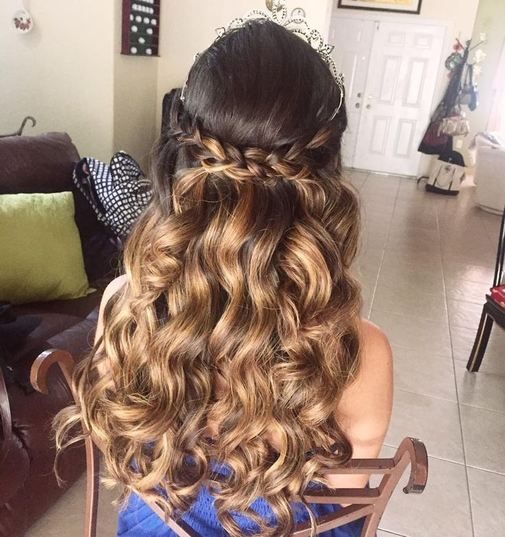 Hairstyles For Sweet 16 Guest – The Best Sweet 16 Hairstyles – Gophazer With Regard To Recent Updo Hairstyles For Sweet (View 12 of 15)