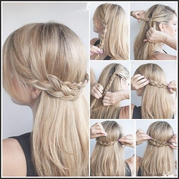 Half Updo For Long Hair | Hair X Pertaining To Most Recent Half Updos For Long Hair (View 13 of 15)