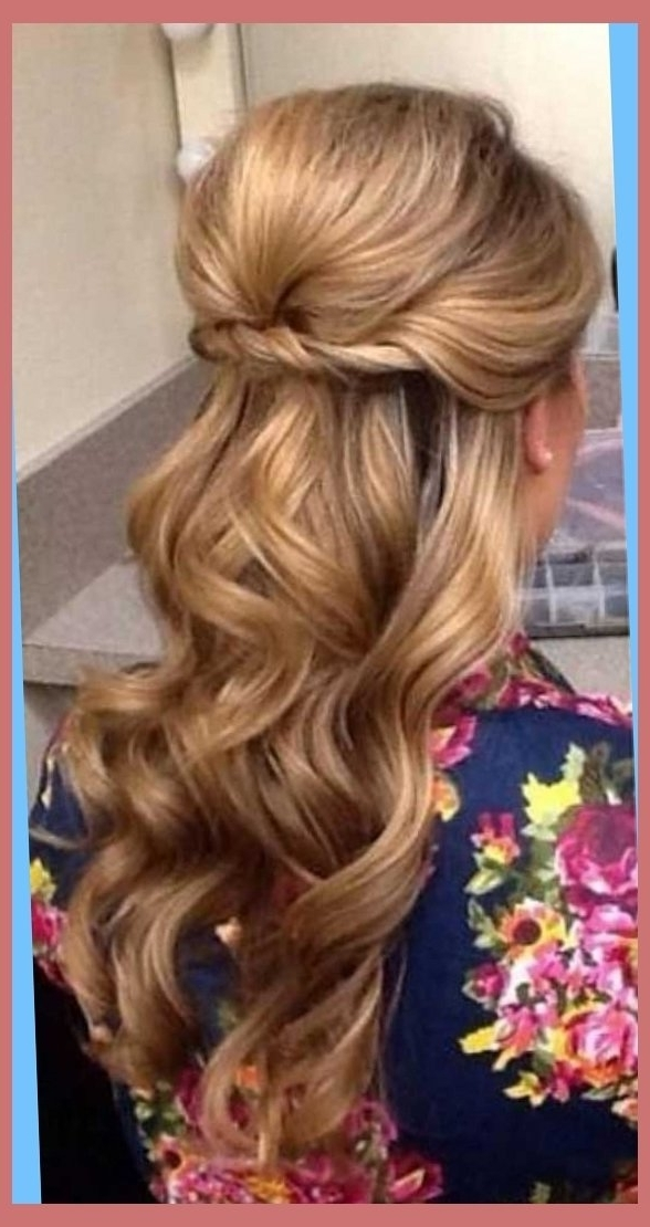 Half Updos For Long Hair | Long Hairstyles 2015 & Long Haircuts 2015 With Regard To Most Recent Partial Updo Hairstyles For Long Hair (View 11 of 15)