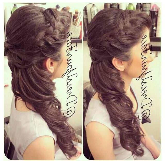 Half Updos – Google Search | Hair | Pinterest | Updos, Prom And Hair Regarding Latest Half Up Half Down Updo Hairstyles (View 12 of 15)