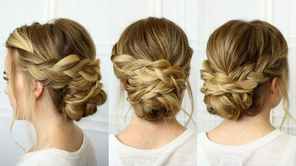 Homecoming Updos You Can Do Yourself   Glam & Gowns Blog For Most Popular Homecoming Updo Hairstyles For Long Hair (View 15 of 15)