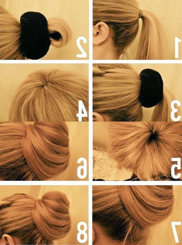 Ideas Of Easy Hairstyles For Extra Long Hair Best Updo S For Very Pertaining To 2018 Easy Updos For Extra Long Hair (View 13 of 15)