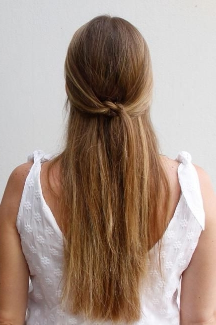 Image Result For Half Up Half Down Hairstyles | Half Up Half Down Intended For Most Recently Easy Half Updo Hairstyles (View 4 of 15)