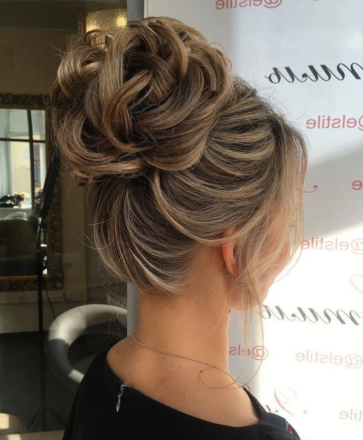 Image Result For Updo Diy For Medium Length Hair | Hair | Pinterest In Most Popular Formal Updos For Thin Hair (View 11 of 15)