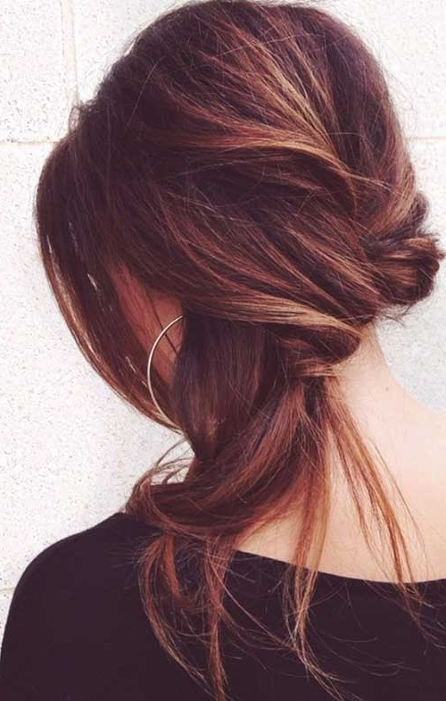 In???r?t??n?l Easy Updo Hairstyles For Long Hair Hair Style For Recent Easy Long Updo Hairstyles (View 13 of 15)