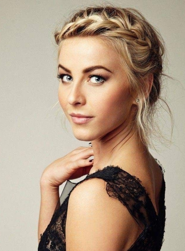 Julianne Hough   Julianne Hough   Pinterest   Julianne Hough, Updo pertaining to Most Current Julianne Ho Hairstylesugh Updo Hairstyles