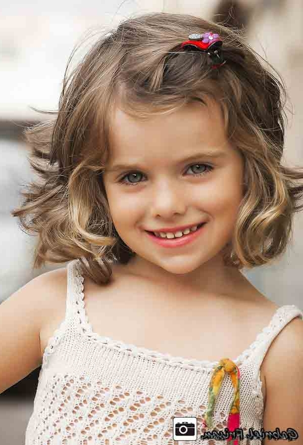 Little Girl Eid Hairstyles For Eid 4 – Fashioneven For Recent Little Girl Updos For Short Hair (View 8 of 15)