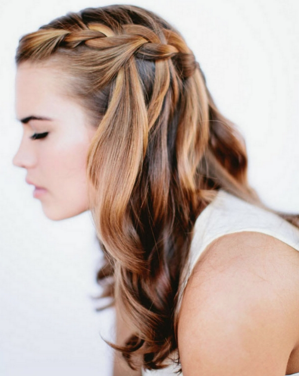 Long Haircut For Indian Braided Strand Braid Hairstyles For Pertaining To Recent Braided Hair Updo Hairstyles (View 13 of 15)