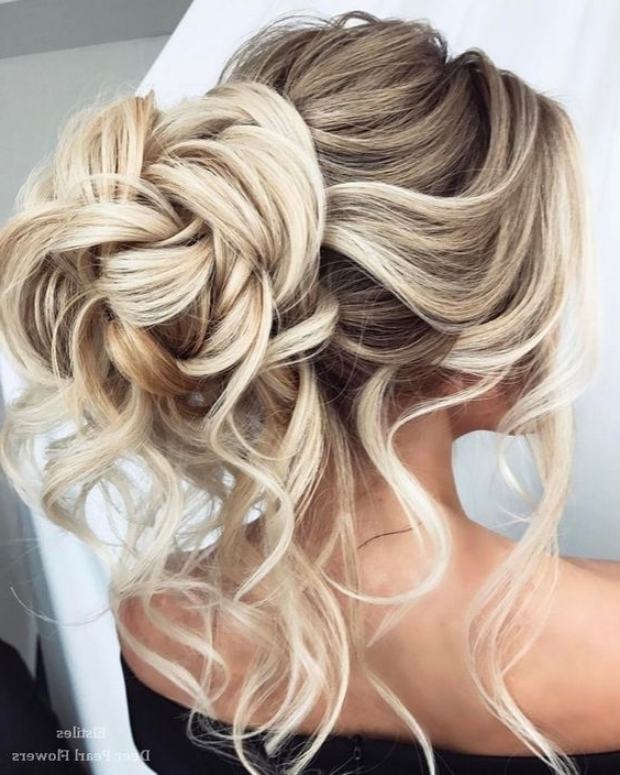 Loose Updo Hairstyles Ideas – Hubz For Most Recent Loose Updo Hairstyles (View 4 of 15)