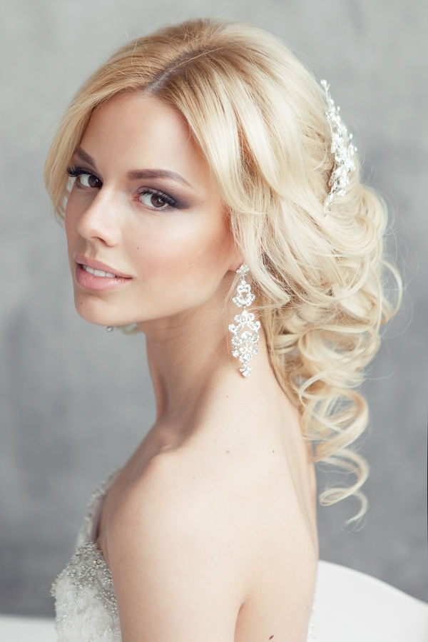 Loose Updo Wedding Updos | Deer Pearl Flowers For Most Popular Loose Updo Hairstyles (View 15 of 15)