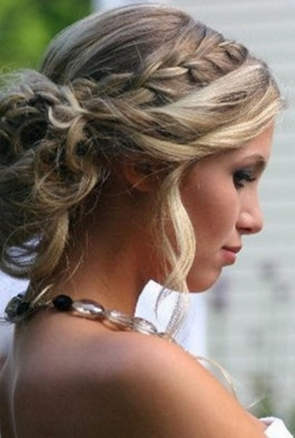 Explore Gallery Of Loose Updos For Long Hair Showing 7 Of 15 Photos