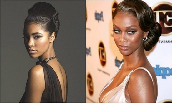 Natural Black Hairstyles 2014 For Long Hair With 22 Or 24 Hair Inside Most Recent Updos For Long Hair Black Hair (View 14 of 15)