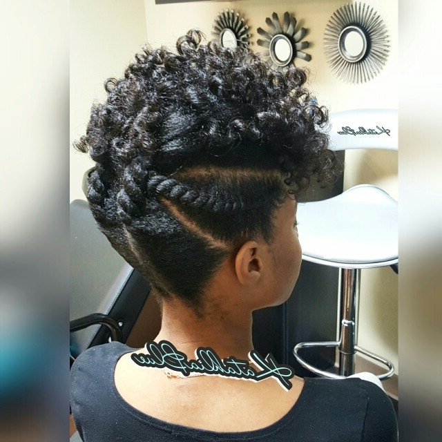 Natural Hair Updo..flexi Rod Set..flat Twist Www.addisonrenee intended for Most Popular Natural Black Hair Updo Hairstyles