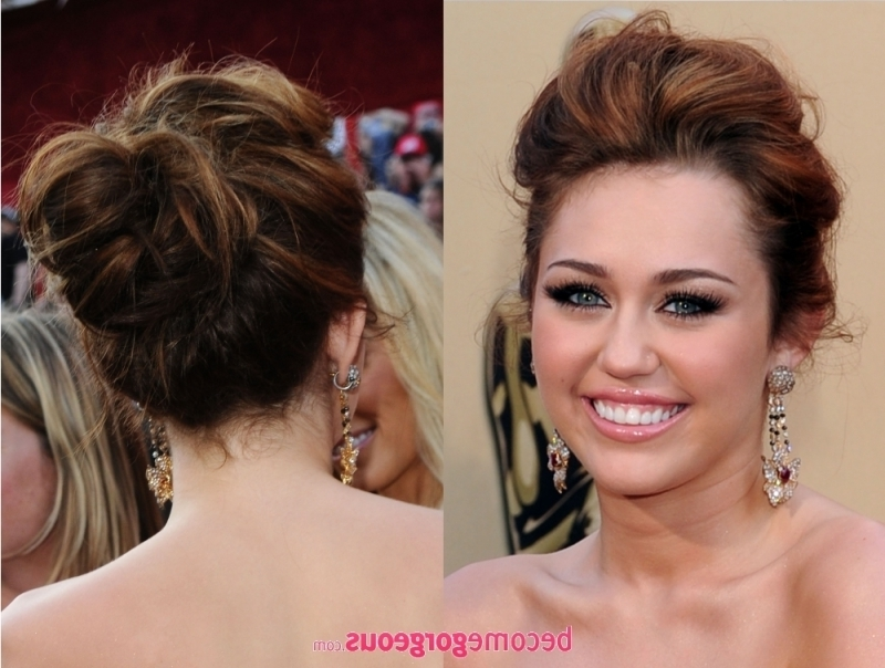 New Year's Eve Updo Hairstyles (View 10 of 15)
