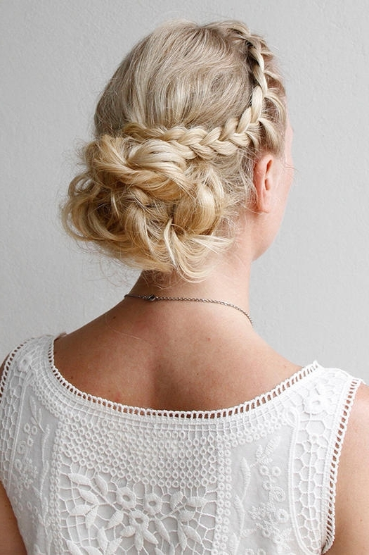 Our Best Braided Hairstyles For Long Hair | More for Most Popular Braided Updo Hairstyles For Long Hair