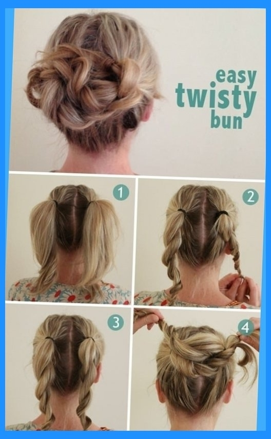 Passwortdieser Info Image 255267 15 Fresh Updos Fo Plus Neutral Hair Pertaining To Recent Quick And Easy Updos For Medium Length Hair (View 11 of 15)