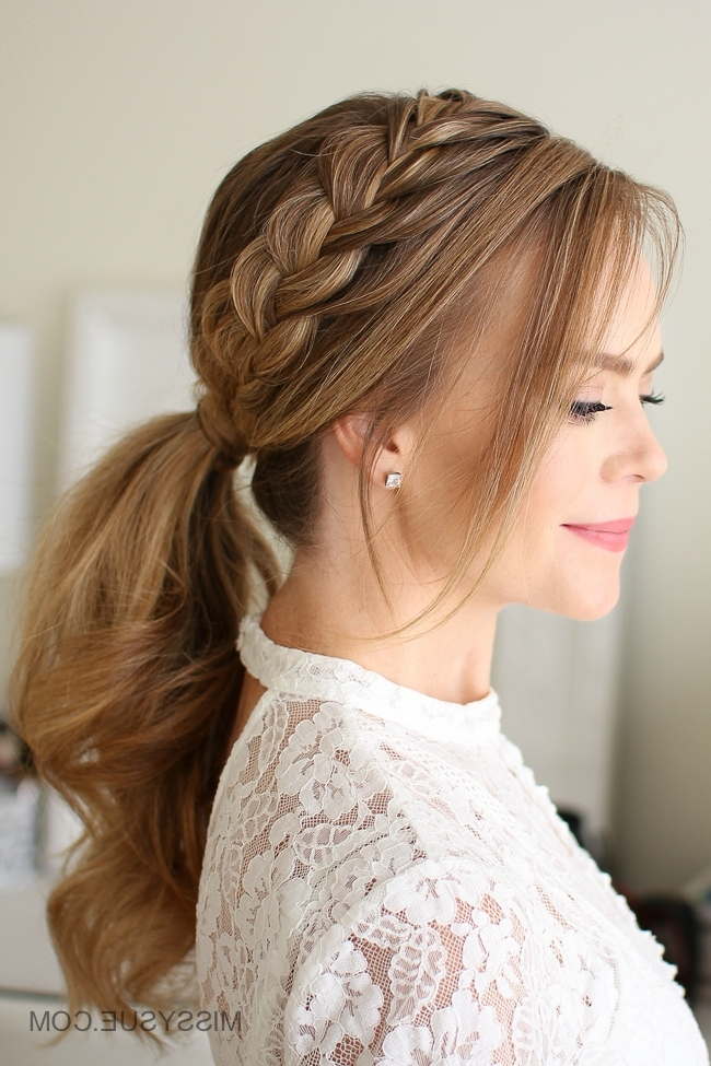 Ponytail Archives | Missy Sue With Regard To Most Popular Ponytail Updo Hairstyles (View 12 of 15)