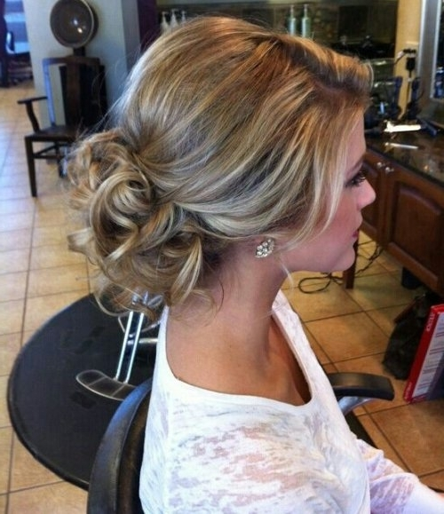 Prom Hairstyles 2016 – Choose The Perfect Hairstyle For Prom Intended For Recent Prom Updo Hairstyles (View 7 of 15)