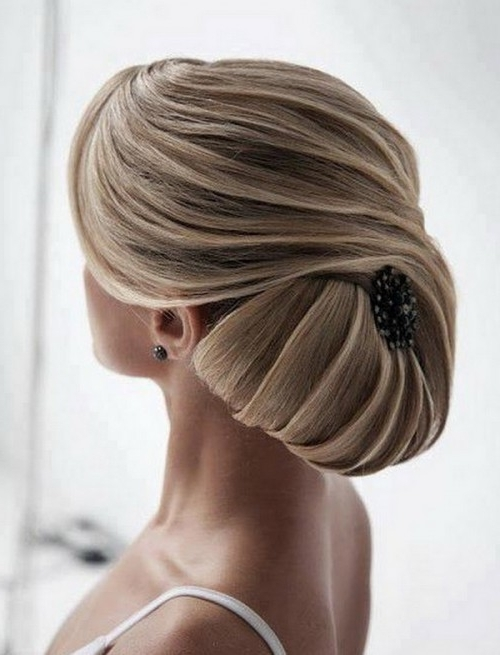 Prom Hairstyles For Long Hair | Hairstyles 2017, Hair Colors And Throughout Newest Long Hair Updo Accessories (View 3 of 15)