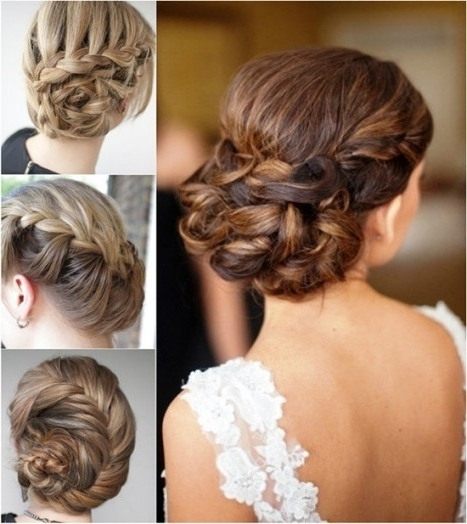 Prom Hairstyles For Long Thick Hair – Hairstyles For Long Hair In With Regard To Most Current Updo Hairstyles For Thick Hair (View 14 of 15)