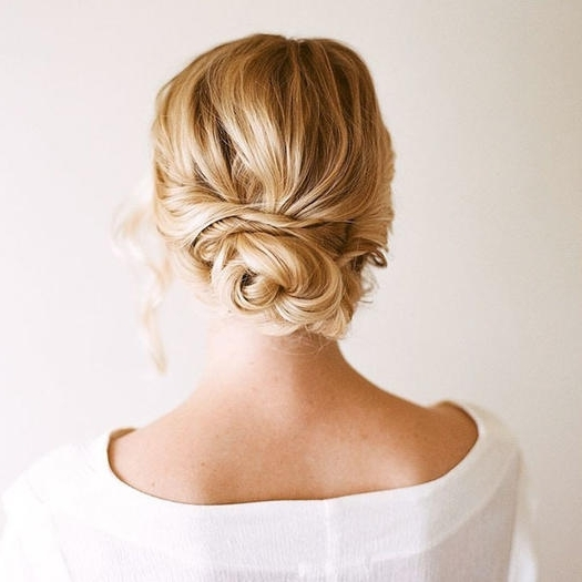 Prom Hairstyles For Medium Hair – Beautiful New Hair Ideas To Try In For Best And Newest Formal Updo Hairstyles For Medium Hair (View 12 of 15)