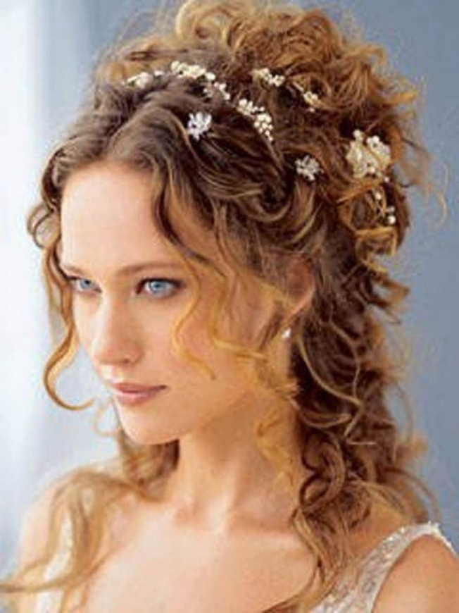 Prom Hairstyles For Natural Curly Hair Tag Formal Updos For For Within Most Popular Naturally Curly Hair Updo Hairstyles (View 15 of 15)