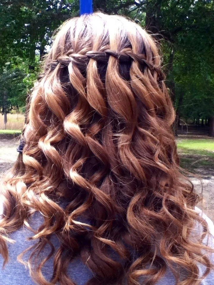 Prom Hairstyles For Teenagers | New Haircuts To Try For 2018 With Most Popular Teenage Updos For Long Hair (View 12 of 15)