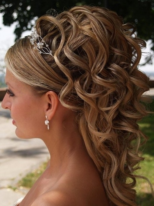 Prom Updo Hairstyles For Long Hair With Side Bangs And Headbands Throughout Most Current Prom Updo Hairstyles For Long Hair (View 9 of 15)