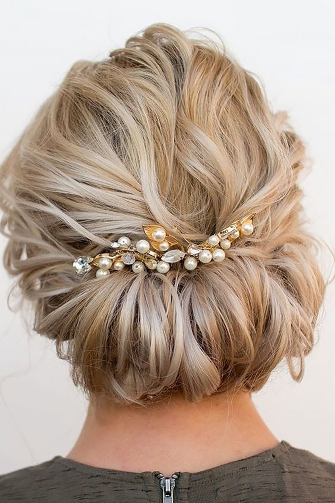 Prom Updos For Short Hair (View 6 of 15)