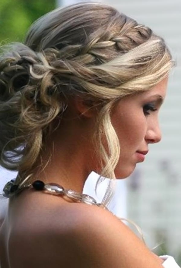 Prom Updos Medium Length Hair New Homecoming Updos For Long Thick Inside Most Popular Homecoming Updos Medium Hairstyles (View 4 of 15)