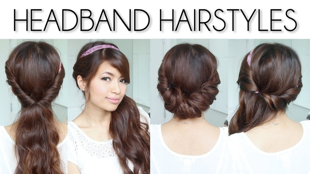 Quick Easy Updo Hairstyles For Long Hair Quick And Easy Updo With Regard To Most Recently Quick Updo Hairstyles For Long Hair (Gallery 13 of 15)