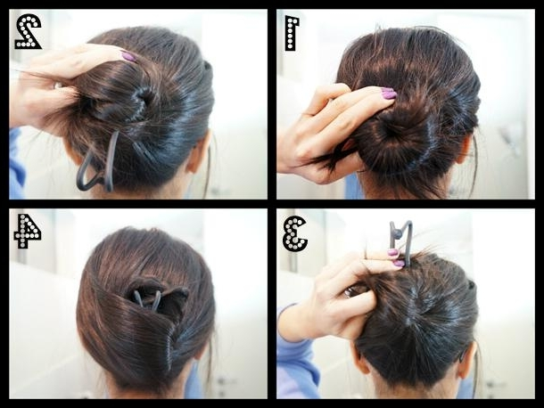 Quick Hairstyles For Long Hair | Medium Hair Styles Ideas – #36398 Intended For Most Recent Quick Weave Updo Hairstyles (Gallery 9 of 15)