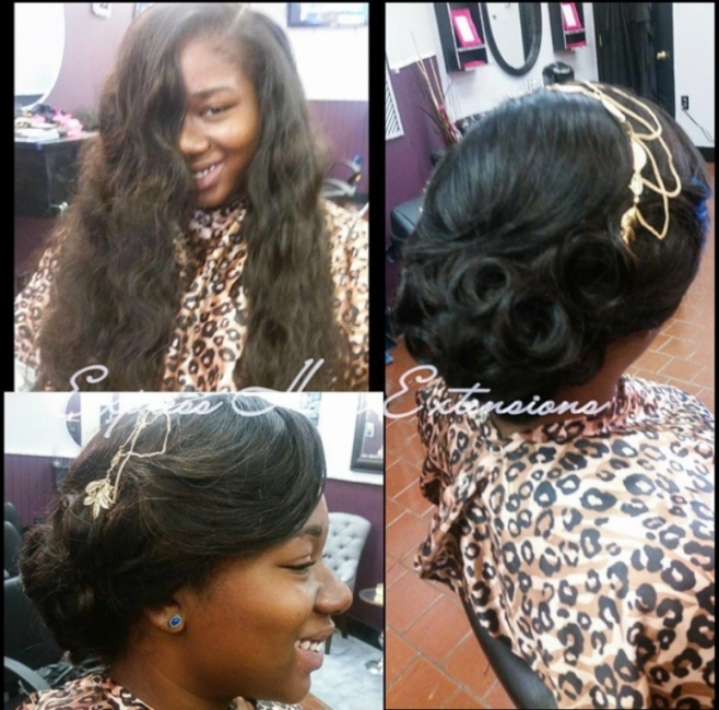 Remarkable Sew In Updo Hairstyles Ideas – Buildingweb3 For Sew In Regarding Latest Sew In Updo Hairstyles (View 7 of 15)