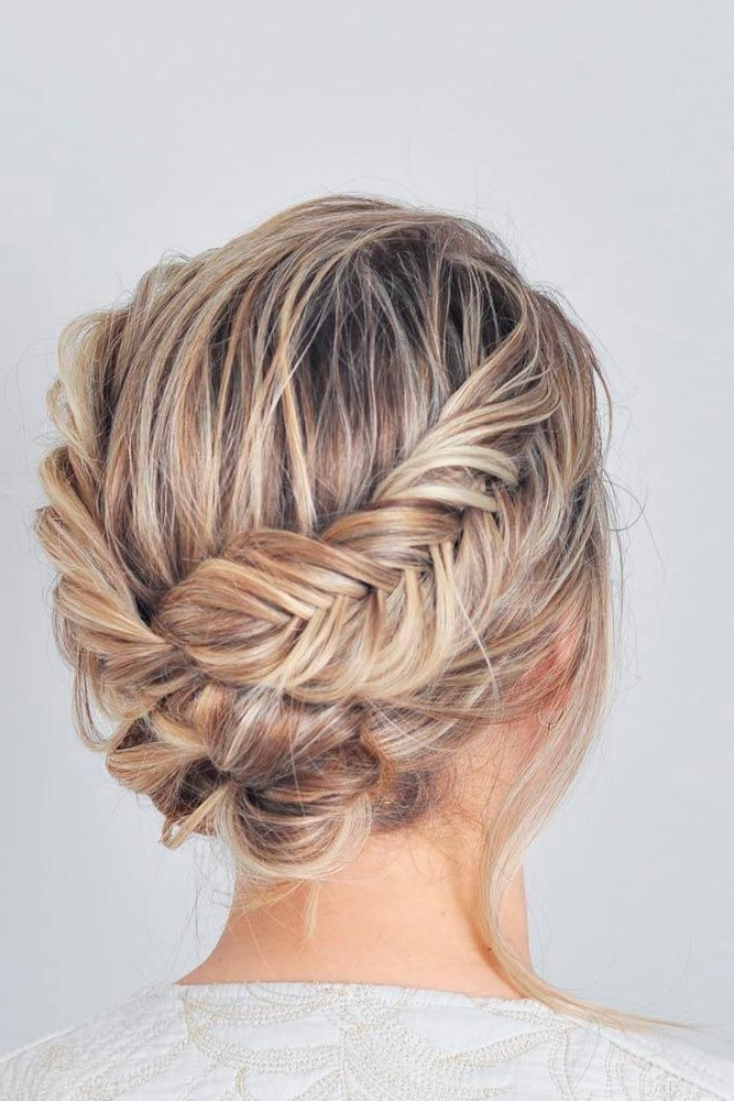 Short Hair Prom Updos – Hairstyles Ideas Within Current Updo Hairstyles For Short Hair Prom (View 15 of 15)