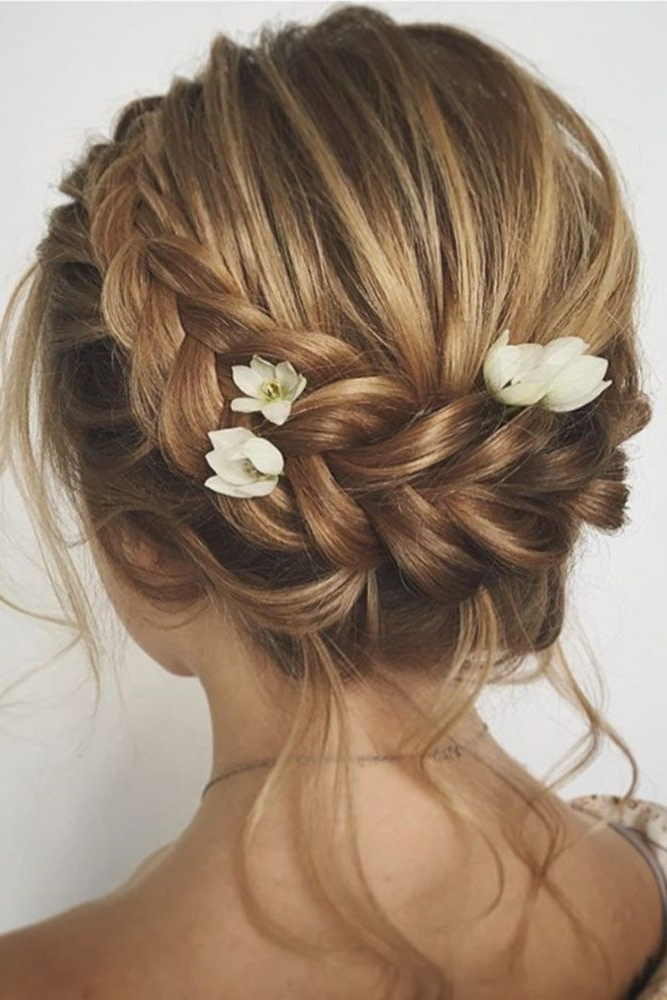 Short Hair Updo Wedding – Bridesmaid With Short Hair Beautiful Ideas Within Most Current Wedding Updo Hairstyles For Short Hair (View 8 of 15)
