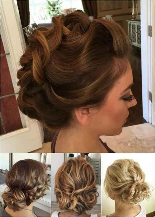 Shoulder Length Updos New 60 Easy Updo Hairstyles For Medium Length Regarding Most Current Easy Updo Hairstyles For Medium Length Hair (View 14 of 15)