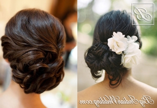 Side Updo Hairstyles For Weddings – Hairstyle For Women & Man Inside Best And Newest Side Updo Hairstyles (View 13 of 15)