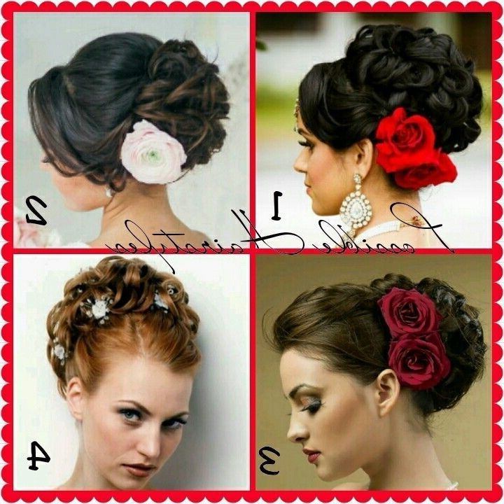 15 Collection Of Spanish Updo Hairstyles