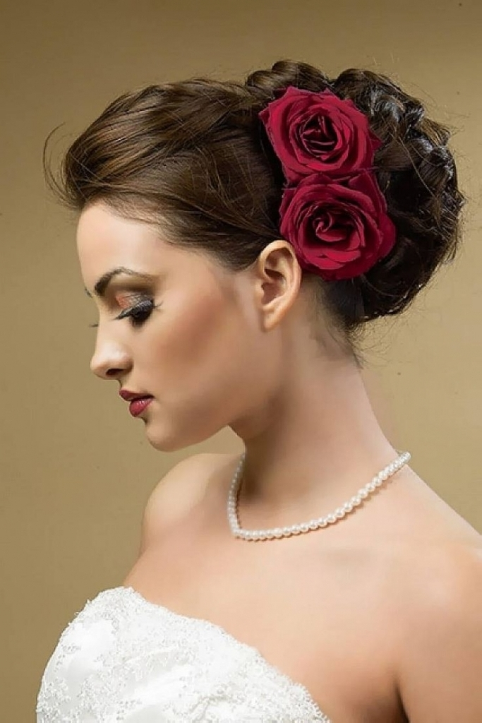 View Gallery Of Spanish Updo Hairstyles Showing 3 Of 15 Photos
