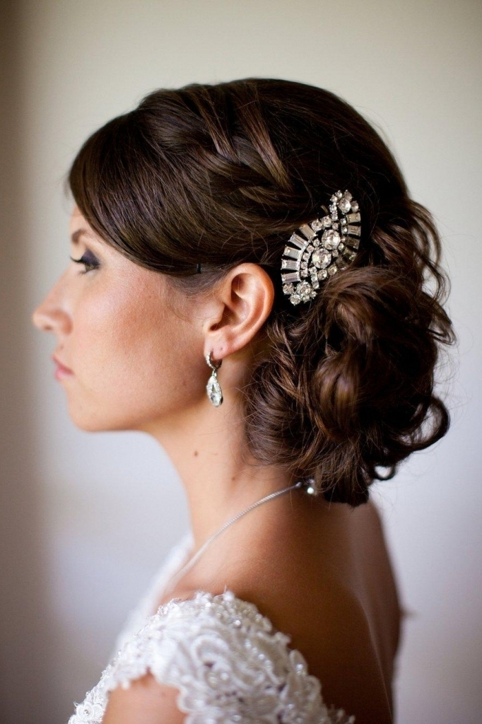 Displaying Photos Of Spanish Updo Hairstyles View 6 Of 15 Photos